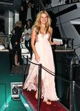 Petra Nemcova cleavagy at Roberto Cavalli Party in Cannes
