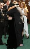 Лаура Паузини, фото 12. Laura Pausini 2006 Grammy Awards Arrivals, foto 12