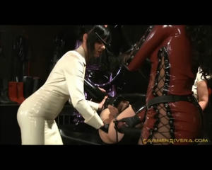 German-Femdom/Carmen Rivera: Naughty and queer 5