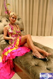 nice legs : zoe lucker (footballers wives Tanya)