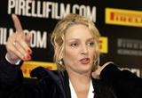 "Uma Thurman - ""Mission Zero"" Press Conference in New York, January 30 2007 x5HQs"