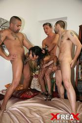 [EuroGangBangs] Another Ganged Milf