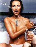Brazilian supermodel Fernanda Tavares in GQ  6HQ
