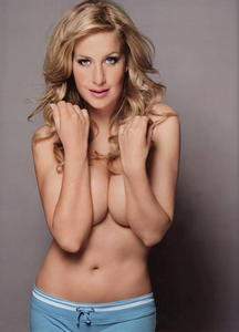 Charlotte Engelhardt sexy nude FHM
