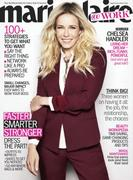 Chelsea Handler - Marie Claire At Work USA - 2012 (x5)