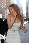 Поппи Монтгомери, фото 354. Poppy Montgomery - at the Early Show in New York 02/28/12, foto 354