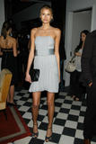 Hana Soukupova - GAP Design Editions Launch Party hosted by Vogue, April 18 2007 x7HQs