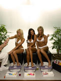 Kelly Kelly With Michelle McCool and Candice Michelle Foto 424 (Келли Келли С Мишель Маккула и Кэндис Мишель Фото 424)