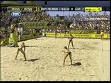 Misty May-Treanor And Kerri Walsh - AVP:Manhattan Beach Open-09.21.08